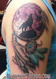 Cool Dream Catcher Tattoos Beauteous Top 32 Dreamcatcher Tattoos And Designs
