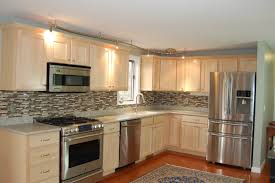 Kitchen Cabinets With Windows Staining Oak Kitchen Cabinets White Inspirating Best Paint For