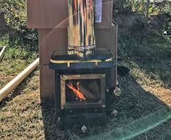 Schönster Holzofen Im Wohnmobil Nie Wieder Gas