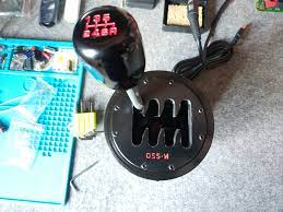 PC için H Shifter (Vites)