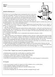 Adult Reading Worksheets Worksheets for all | Download and Share ...