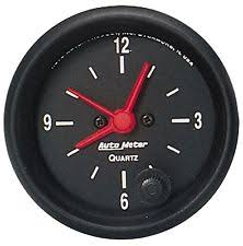 car and truck dash clocks quartz movement clocks