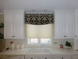 Kitchen Window Valances Balloon Valance Window Treatments Valance Window Treatment Ideas