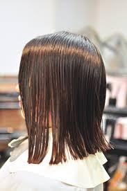 最新ロブスタイル滝沢カレンの髪型インスタ見て切って見た多毛編