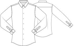 Dress Shirt Size Chart Size Guide Eton Shirts Europe