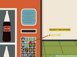 Canteen Vending Machine Hack Amazing How To Hack A Coke Machine 48 Steps With Pictures WikiHow