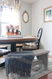 office dining room. Modern Farmhouse Bench For Dining Table Office Room