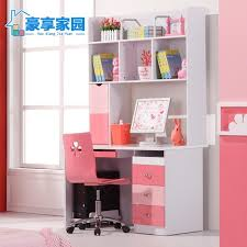 girls desk furniture. Children\u0027s Bedroom Furniture Combination Girl Home Computer Desk Writing With Bookshelves Paint Lockers Girls N