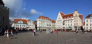 Image result for town hall square in tallinn