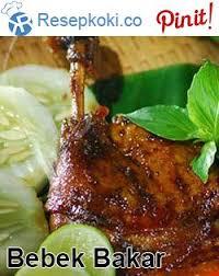 Buka alumunium foil, bakar bebek sampai daunnya mengering. Resepkoki Co Makan Malam Resep Resep Masakan