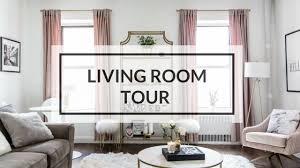 Nyc Living Room Living Room Tour Nyc Apartment Tour 2017 Youtube