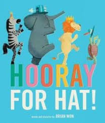 ay for hat by brian won