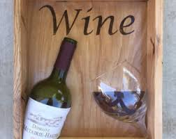 wine shadow box wine art wooden wine art mixed media shadow box wine bottle and glass wall art wine decor display for wall bar on wooden wine bottle wall art with love the wine your withshadow box wine art wooden wine art