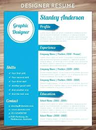 Resume Design For Those Of Us Who Are Not Overly Creative Web