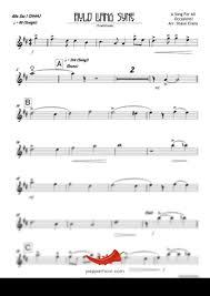 Free Christmas Jazz Combo Charts Auld Lang Syne Free Chart Big Band Pepperhorn Music