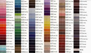 Cosmo Floss Color Chart 42 Paradigmatic Cross Stitch Color Chart Threads