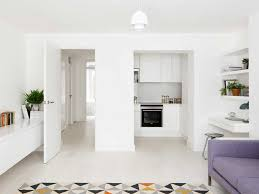 Maximising Space In A Small London Flat Real Homes Amazing Apartment Design Remodelling