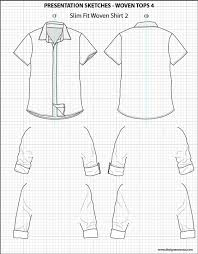 04 Mens presentation flat sketches tops mens flat fashion sketch templates my practical skills my on polo shirt design template