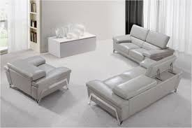 gray modern sofa best of grey leather sofa set modern leather sofa set thesofa
