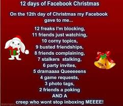 Trust me when i tell you this was so easy. Razzles Dazzles 12 Days Of Facebook Christmas Facebook Quotes Funny Holiday Quotes Haha So True