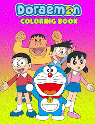 Print doraemon coloring pages for free and color our doraemon coloring! Coloring Book Doraemon Kids And Adult Coloring Pages