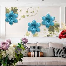 wall decor flower wall art