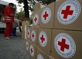 Украинский боевик обокрал офис Красного Креста