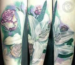 лилии значение татуировок в петрозаводске Rustattooru