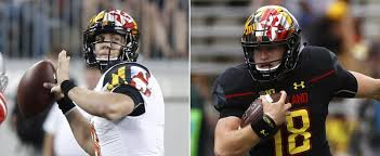Maryland Terrapins Football Depth Chart Maryland Qb Quandary Among Facets Of Ineffective Offense