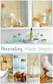 easy home decor idea: decorating made simple cheap easy diy home decor ideas how to make a