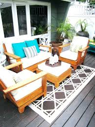 best outdoor carpet for patio rugs images on rug deck large area