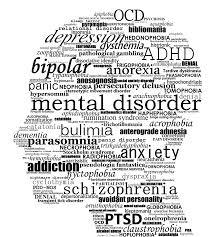 Mental Disorder Wikipedia