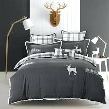 grey quilt queen amazing queen king size pure cotton grey bedding sets soft bedclothes king duvet