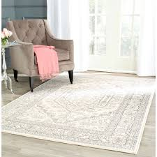 safavieh adirondack vintage distressed ivory silver rug 6 x 9 145 best carpetrugs images