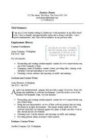 Simple Resume Template Free Interesting 48 CV Templates Free To Download In Microsoft Word Format