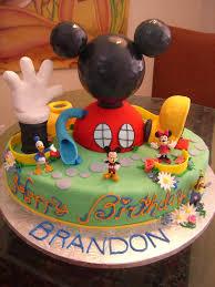 February Birthday Cakes Mickey Mouse Cake Decoration Ideas Little Birthday Cakes