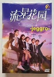 chinese drama dvd meteor garden 流星花