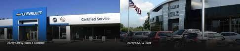 d arcy motors auto dealers serving