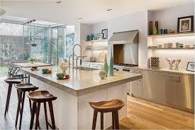 Large Kitchen Island Bench: Luxurious Large Kitchen Island