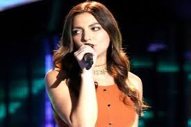 Lilli Passero the voice season 12 blind audition