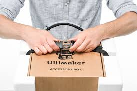 Unboxing Ultimaker 3d Printers