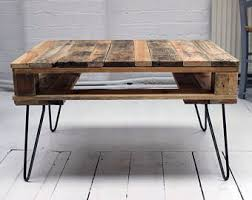 palet furniture. Coffee Table, Pallet Furniture, Shabby Chic, Reclaimed Wood, Upcycled Bespoke Rustic Table Palet Furniture E