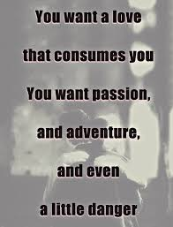 Love And Passion Quotes Beauteous Love And Passion Quote