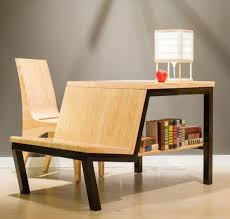perfect multipurpose furniture. Multifunctional Desk-Turned-Dining Table For Small Spaces Perfect Multipurpose Furniture