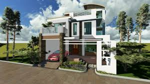 Latest House Design In Philippines Modern House Plan Beautiful