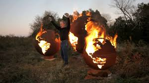 fire pit art. Best Of Artistic Fire Pits Pit Beautiful Inspiring Mother Earth Art S