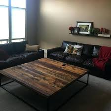 reclaimed wood square coffee table home other manufacturers reclaimed wood small square reclaimed wood coffee table