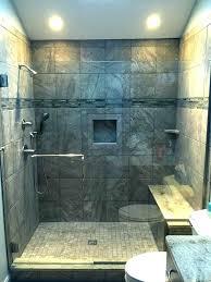 light gray bathroom tile shower ideas grey tiled with1 tile