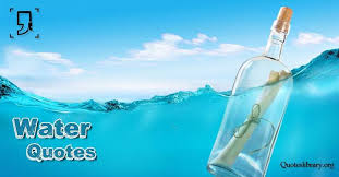 Water Quotes Extraordinary Water Quotes 48 Best Quotes About Water Sayings