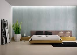View in gallery Fabulous minimal bedroom with soothing ambiance